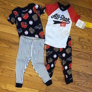 mix & match pajama set